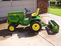 John Deere Home Made Grader Box 003