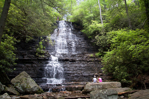 mountains landscape waterfall tennessee scenic appalacian polkcounty cherokeenationalforest bentonfalls ★excellent★ bluephoeniximages