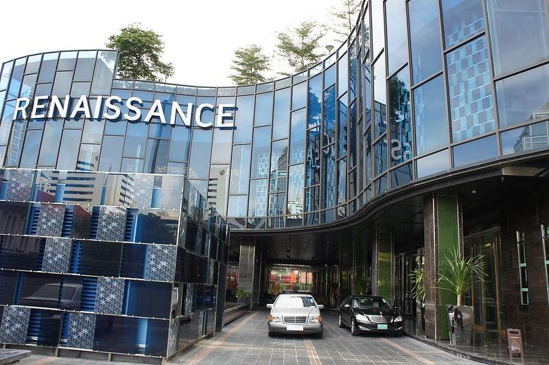 曼谷 Renaissance 萬麗酒店