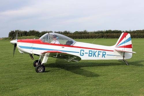 G-BKFR