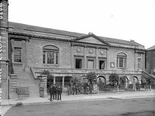 Court House, Kilkenny, 1908