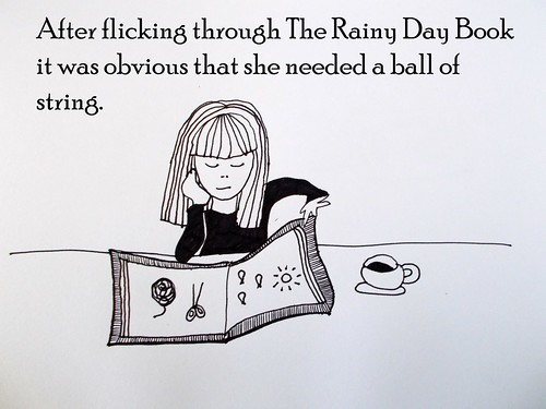 The Rainy Day Book by The People In My Head