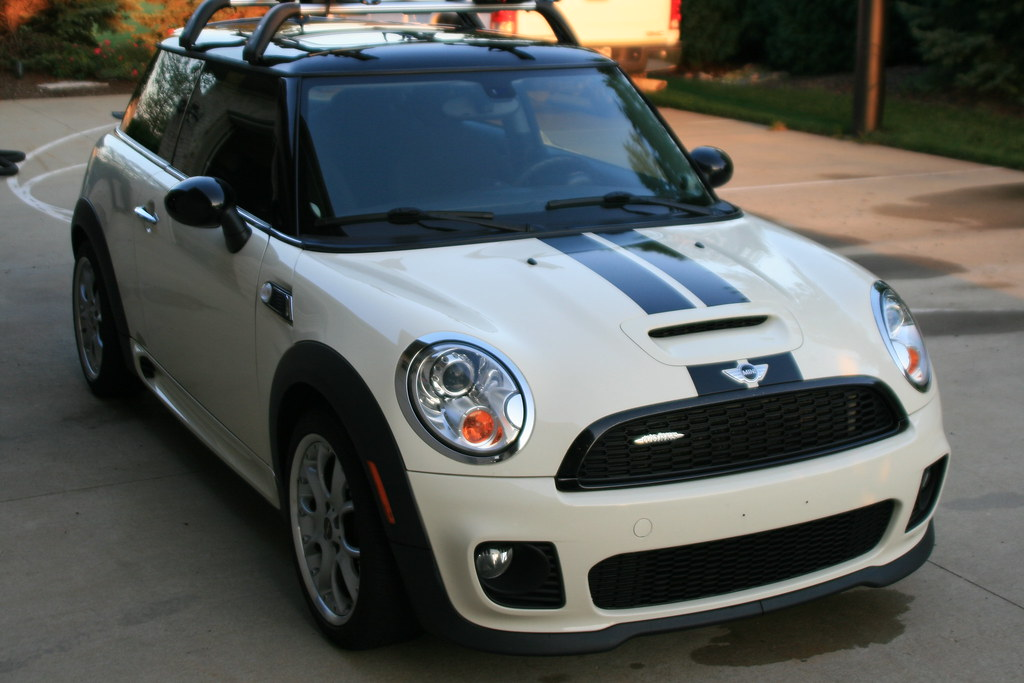 Fs 2007 R56 Mini Cooper S Pepper White John Cooper Works