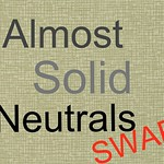 Almost Solid Neutrals Swap