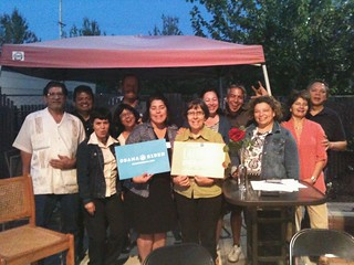 North Portland Latinos for Obama