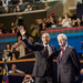 Barack Obama & Bill Clinton at the Democratic National Convention - Charlotte