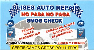 Pass or Free Smog Check