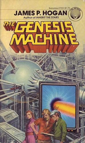 James P Hogan - The Genesis Machine