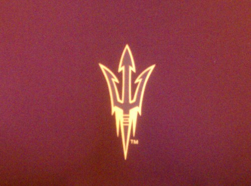Maroon Monsoon at Sun Devil Stadium