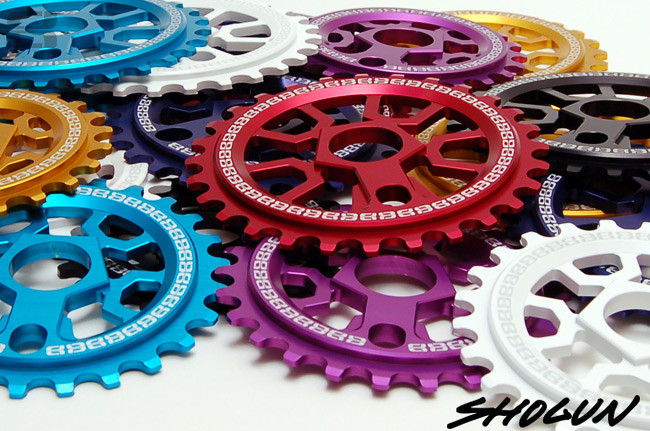 PS Eastern Shogun Sprocket Grouped