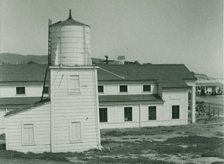 Pomona's marine biology lab in Laguna Beach in 1913