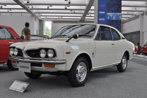 1970 HONDA 1300 COUPE9