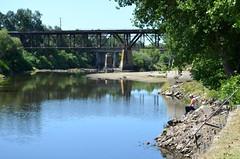 Fishing on Kings River