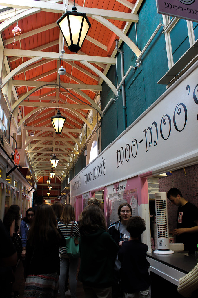 Covered Market de Oxford