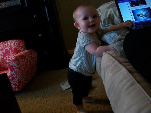 emma at 13 months