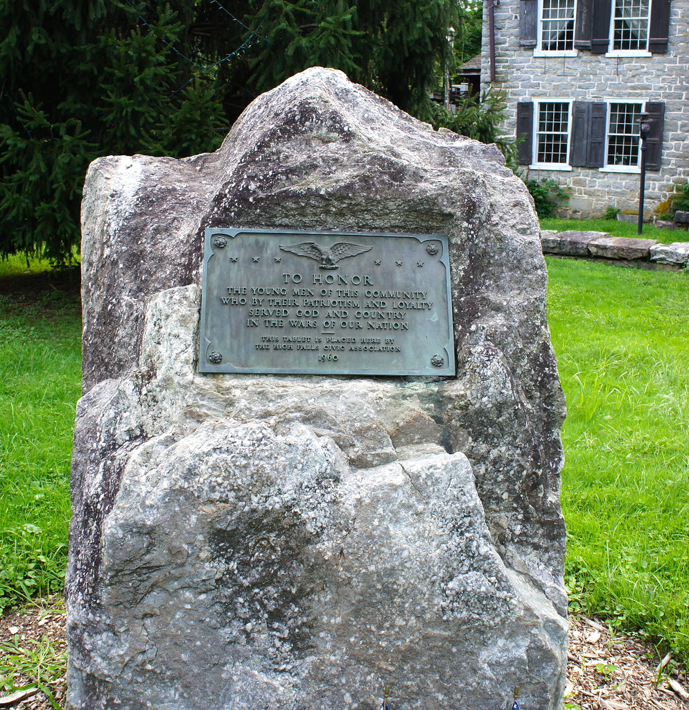 Elevation Of Stone Ridge Ny : Marbletown reformed church map ulster county new york