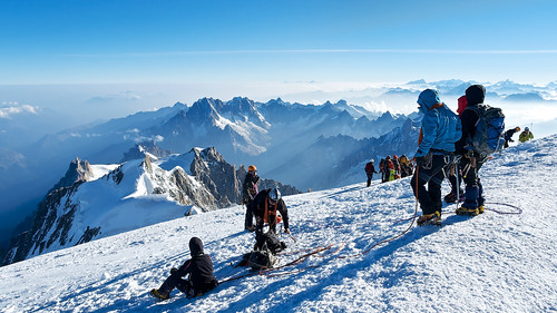 Massif du Mont Blanc I