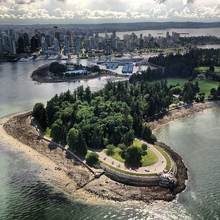 My aerial instagram pic from June, 2012
