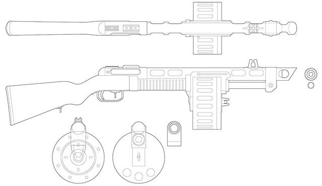 Volpin Props Combat Shotgun Fallout