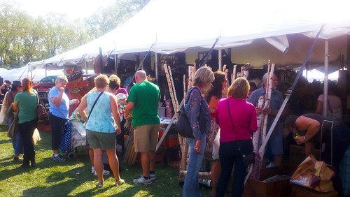 Country Living Fair - Sept. 14-16, 2012
