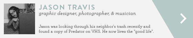 Jason Travis JTrav Atlanta photographer Atlanta graphic designer Imprints by JTrav