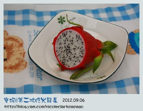 吃火龍果12