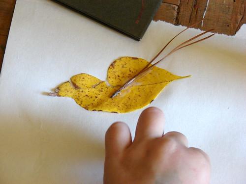 Leaf Man 8