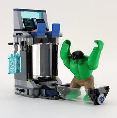 50. Hulk's Breakout! (Faked)