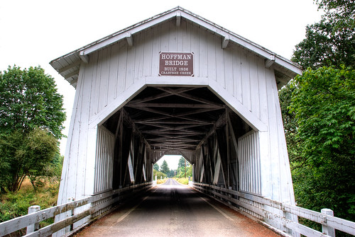 Hoffman Bridge, Oregon