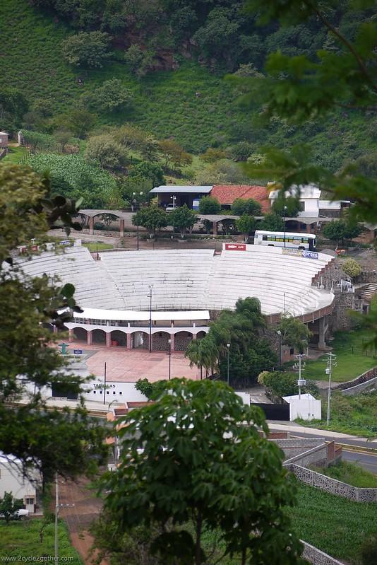 Bullfighting Stadium, Ixtlán del Rio, Nayarit