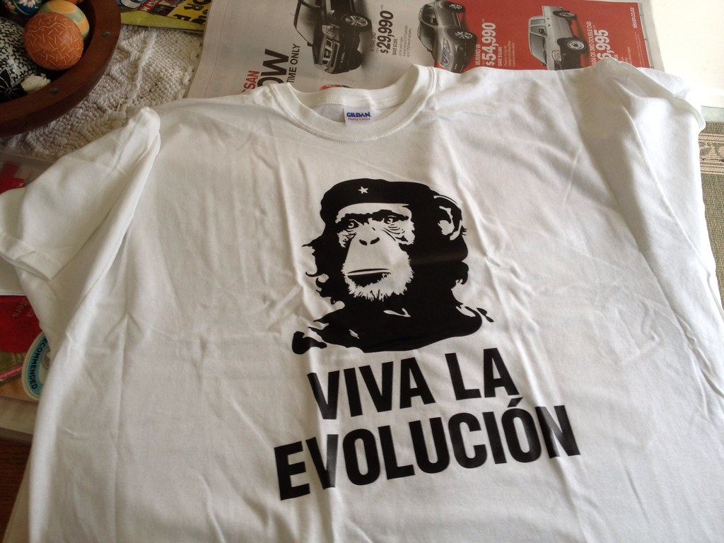 Viva la Evolucion Wallpaper Viva la Evolucion by Rickw_nz
