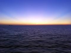 [フリー画像素材] 自然風景, 海, 朝焼け・夕焼け ID:201209272000