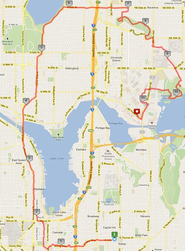 Today's awesome walk, 11.48 miles in 3:35 by christopher575