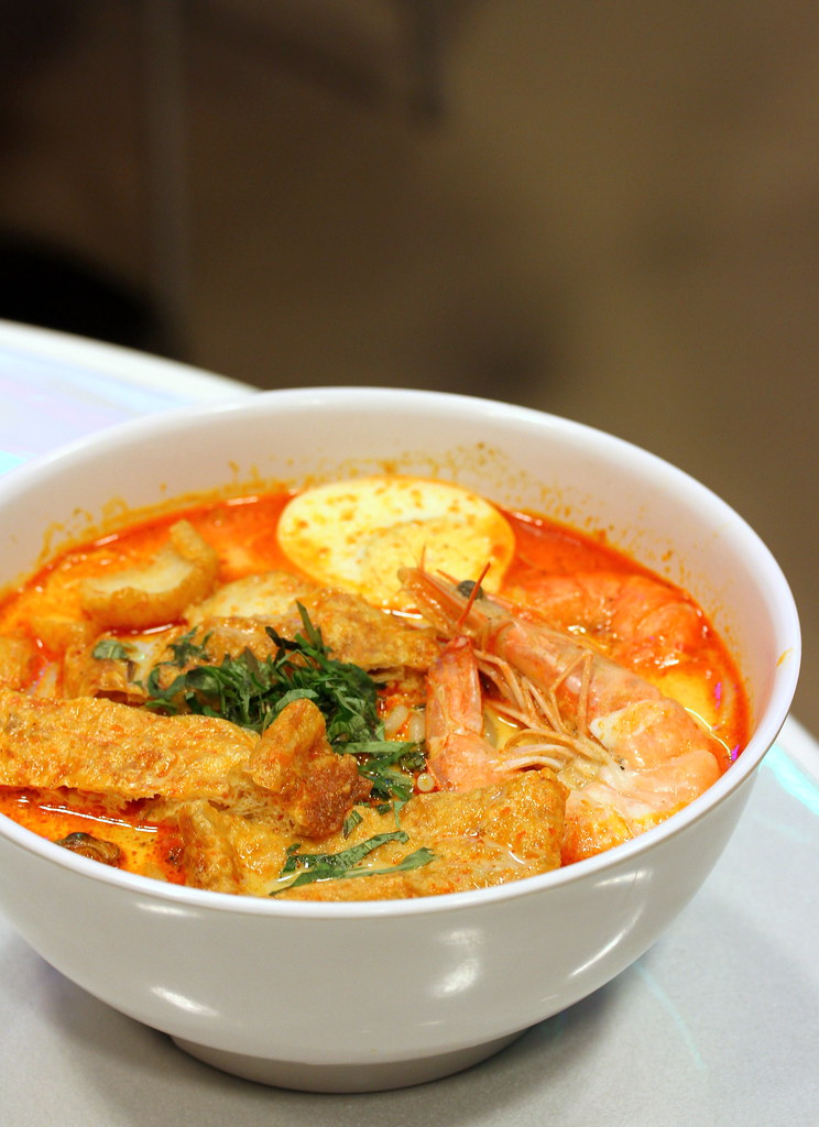 Tyre Cafe's Nonya Laksa