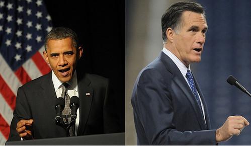 Выборы в США - Обама и Ромни обсуждают энергетику