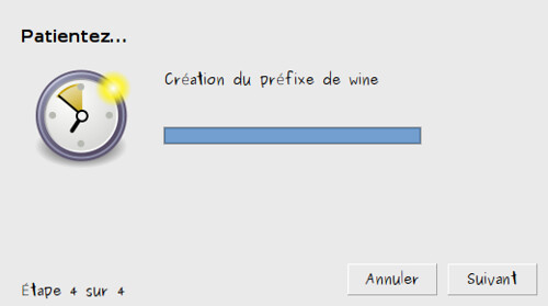5 install wine