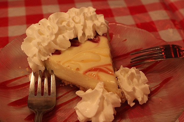 Key Lime Pie, Lobster Pot, Siesta Key, Sarasota, FL, Restaurant Review