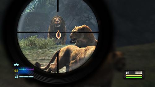 Cabelas DH 2013 Lion Fearmaster