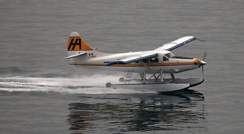 Harbour Air De Havilland Canada DHC-3T Vazar Turbine Otter C-GHAZ