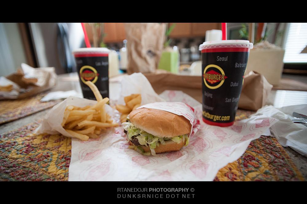 Fat Burger.