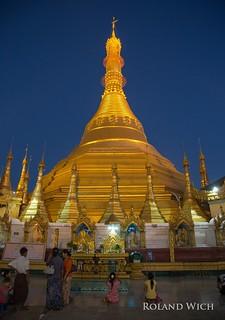 Mawlamyaing -  Kyaik Thanlan Pagoda