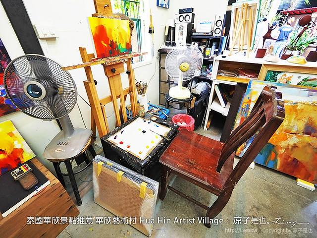 泰國華欣景點推薦 華欣藝術村 Hua Hin Artist Village 34