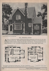 Home Builders Catalog 1929 the Houlton