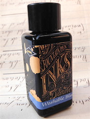 Diamine_WASHABLE BLUE
