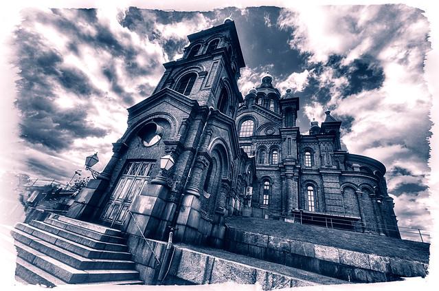 Iglesia encantada
