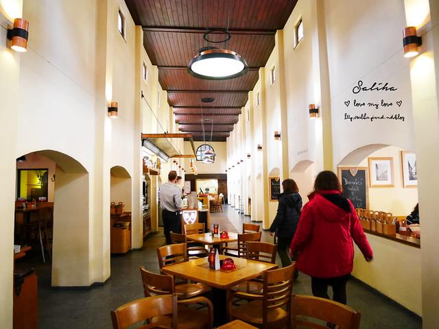 百威啤酒小鎮Ceske Budejovice歐洲蜜月餐廳 (1)