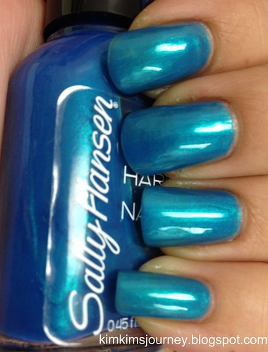 Wet n Wild Teal Steel