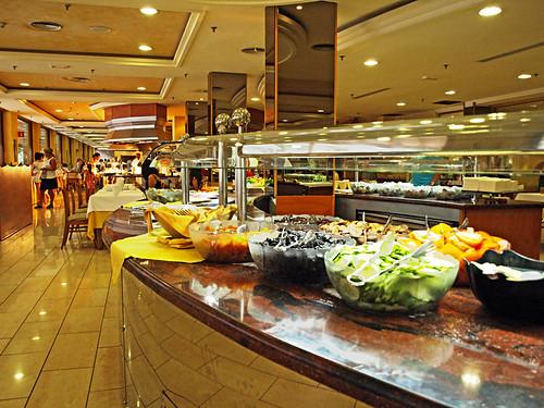 Breakfast Buffet, Hotel Fañabe Costa Sur, Costa Adeje