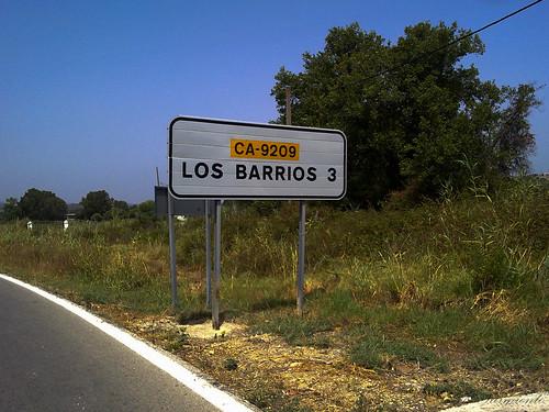222/365+1 Tan solo 3 Km para llegar a Los Barrios. by Alfonso Sarmiento.