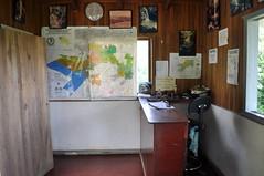 Interior de la caseta del guarda parques [object object] - 7748322004 7cde33b46f m - Rincón de la Vieja, la columna vertebral de américa central